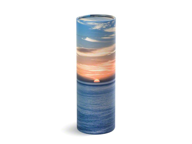 Ocean Sunset Keepsake